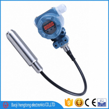 RS485 4-20mA led oil level transmitter